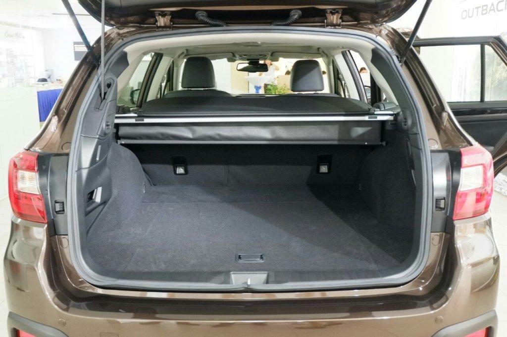 Đánh giá xe Subaru Outback