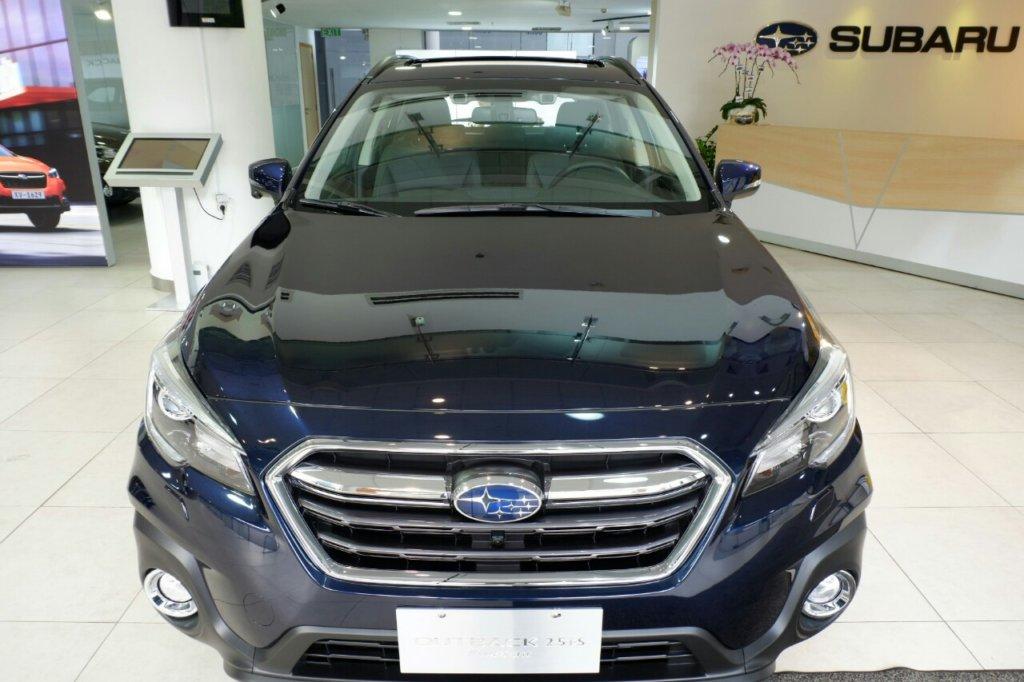 Giá xe Subaru Outback 2019