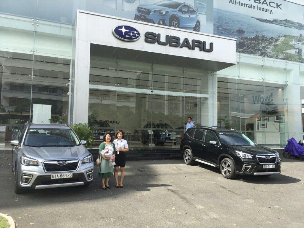Vì sao Subaru luôn an toàn