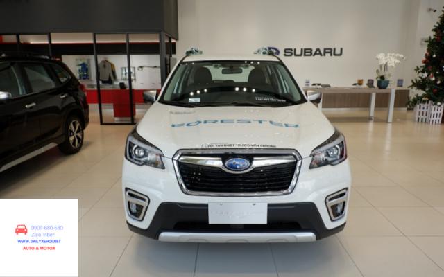 Xe Subaru của nước