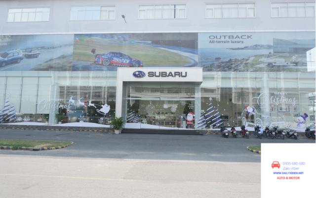 Showroom Subaru Quận 7