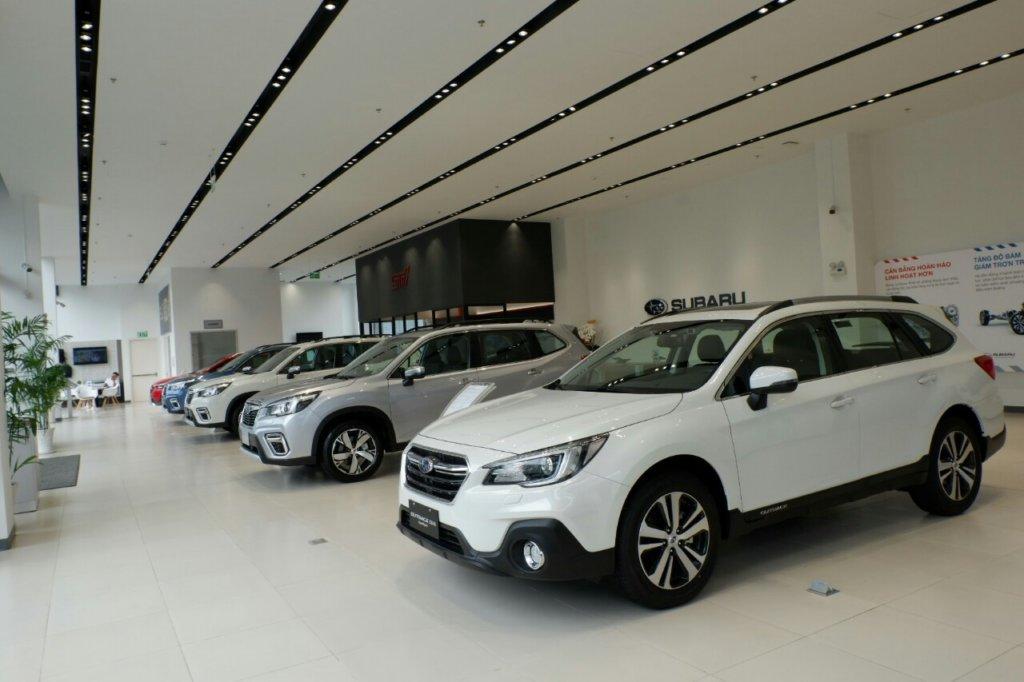 Subaru Vũng Tàu