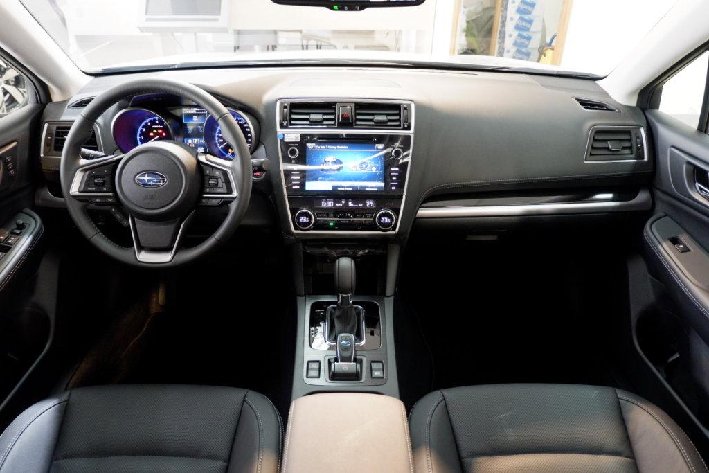 Nội thất Subaru Outback 2020