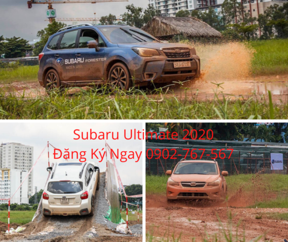Subaru Ultimate 2020