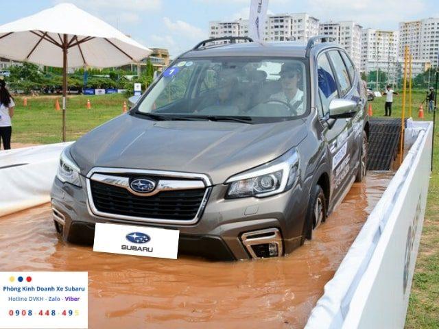 chi phí bảo dưỡng xe Subaru