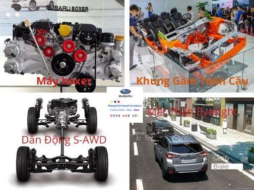 Lịch sử hãng xe Subaru